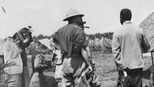 """""""Os Photographos Pioneiros de Moçambique"""""""