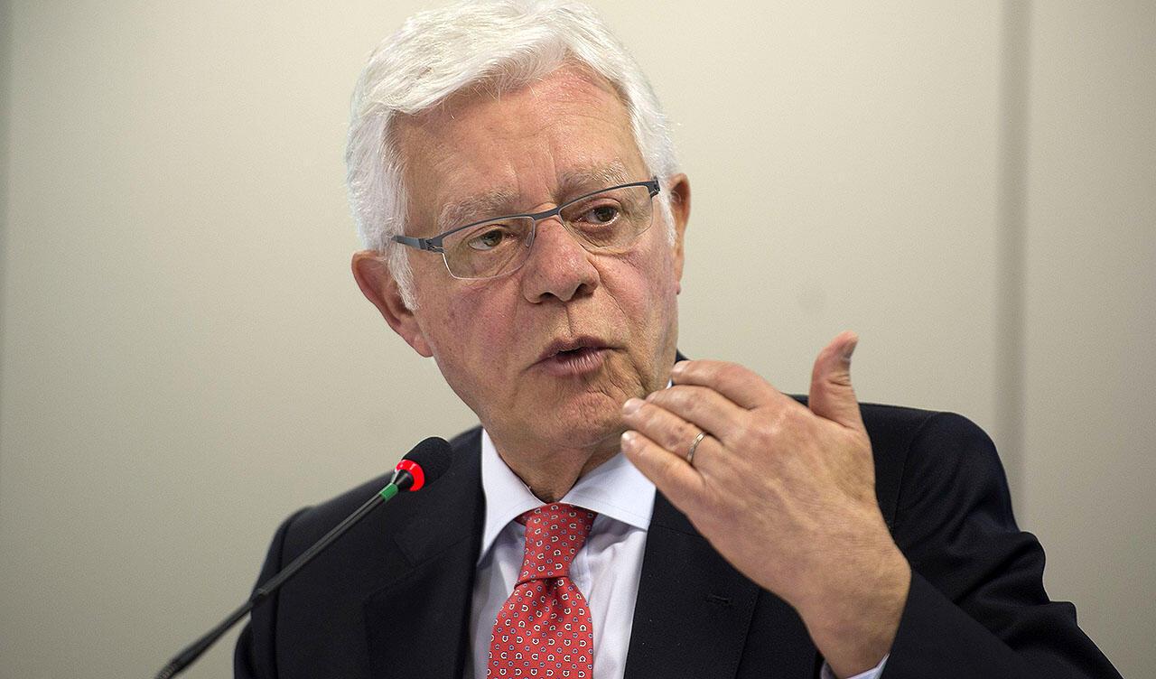 Moreira Franco, secretário-executivo do Programa de Parcerias de Investimentos
