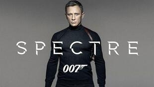 Cartaz do novo James Bond com Daniel Craig no papel de 007.