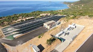 la plateforme expérimentale Myrte, en Corse, permet de stocker l'énergie grâce à l'hydrogène