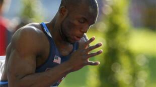 L'Américain Lashawn Merritt est le patron du 400m.