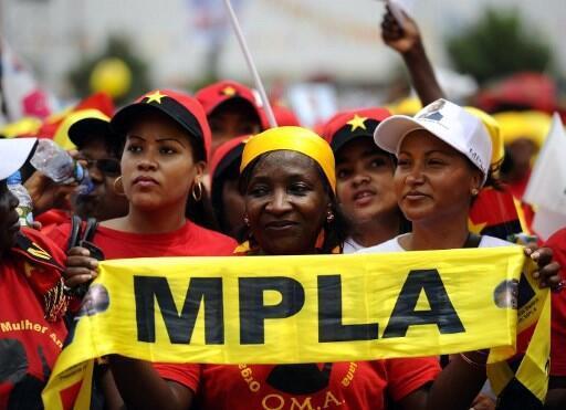 MPLA tem congresso agendado para este sábado perto de Luanda.