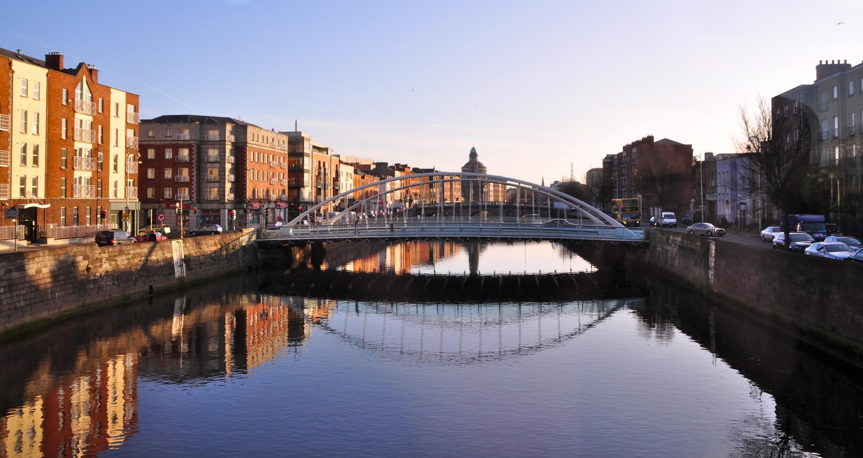 Irlande - Dublin - Vue - bridge-230311