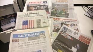 Diários franceses 19.01.2017