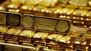 Vàng trên thị trường Hồng Kông