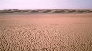 Désert du Niger.