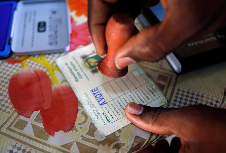 Une ivoirienne sur deux n'est pas inscrite sur les listes électorales, notamment dans les zones rurales.