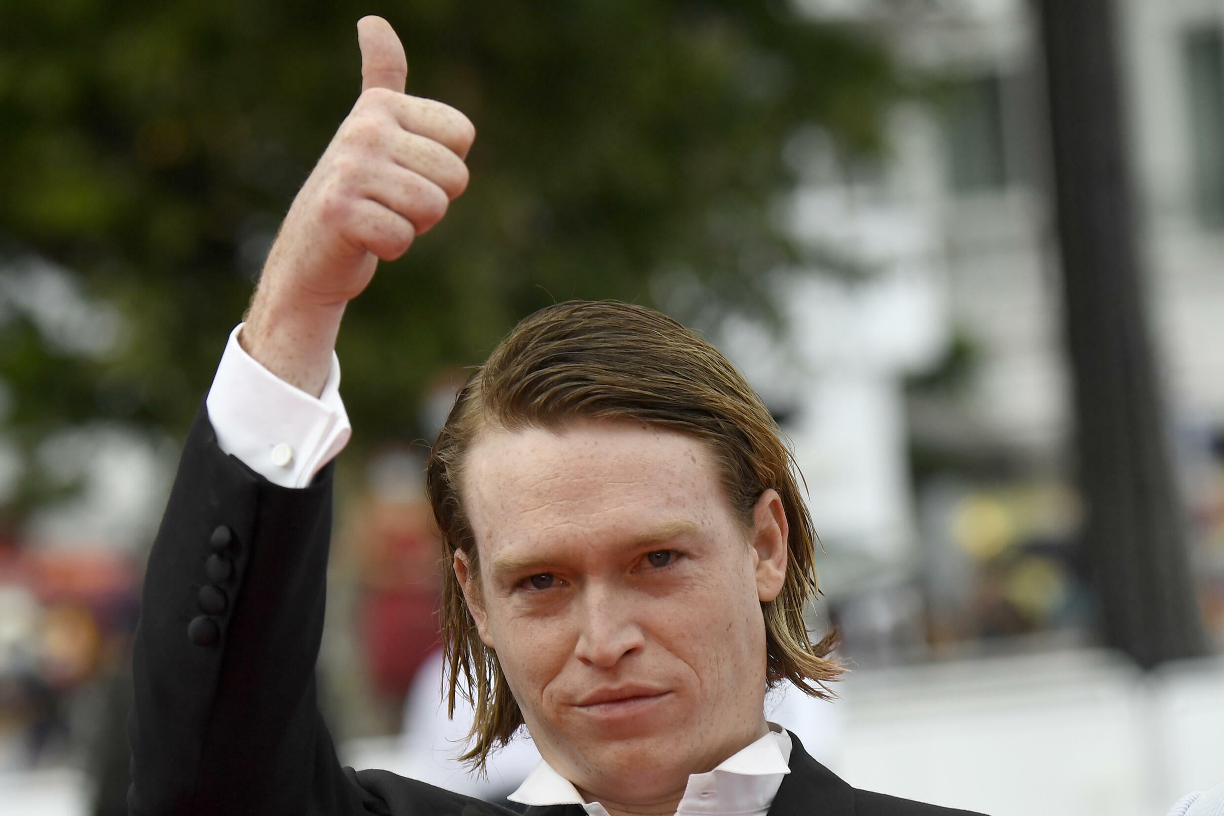 """Critics say the  American star of """"Nitram"""" Caleb Landry Jones could win best actor at the Cannes film festival"""