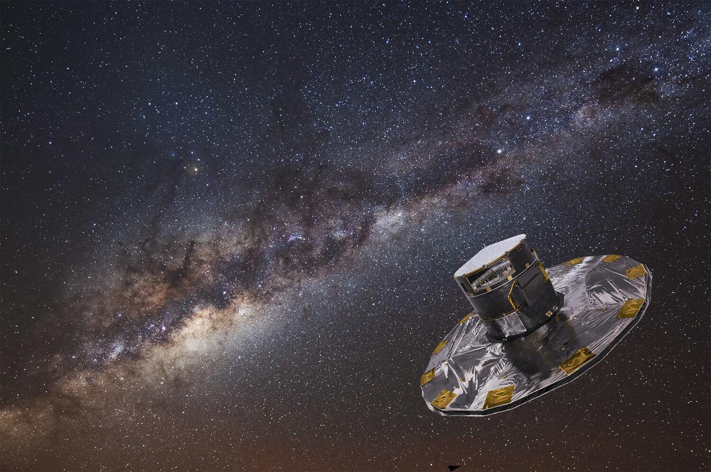 Trung tâm không gian Kourou phóng thành công phi thuyền Soyouz để đưa Gaia vào vũ trụ - REUTERS /ESA/ATG medialab