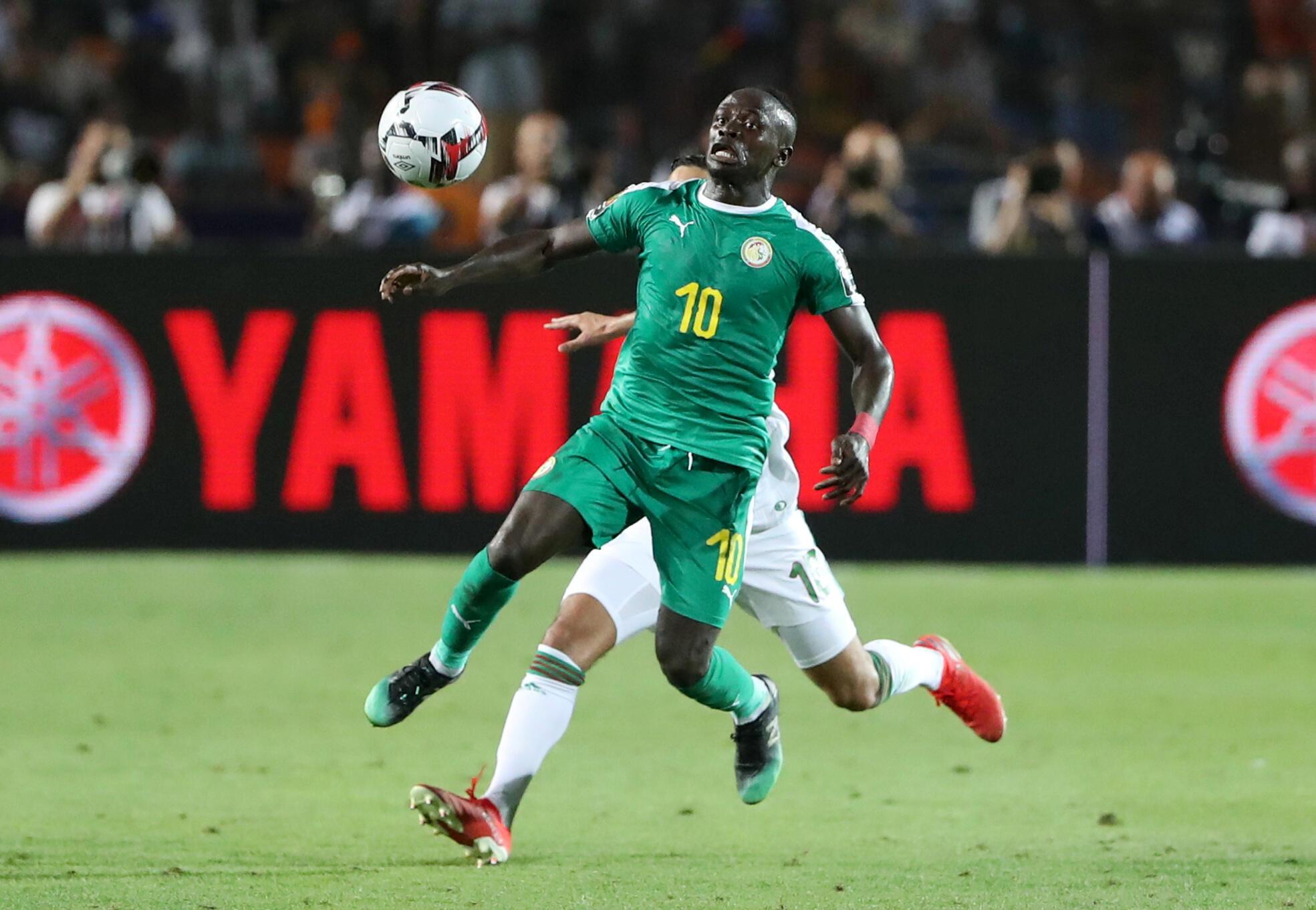Sadio Mané, subcampeón de la CAN con Senegal y campeón de la Champions con Liverpool podría optar por el Balón de Oro.
