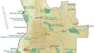 parques naturais de angola pinterest