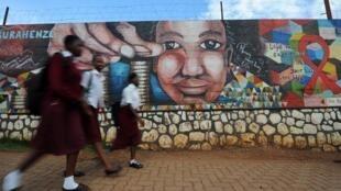 Serikali ya Rwanda inaendelea kuhimiza wananchi wake namna ya kupambana dhidi ya maambukizi ya virisi vya UKIMWI.