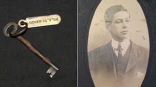 """Найденный на """"Титанике"""" ключ ушел с молотка за 95 тысяч евро"""