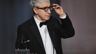 O cineasta americano Woody Allen,em junho de 2017 em Hollywood.