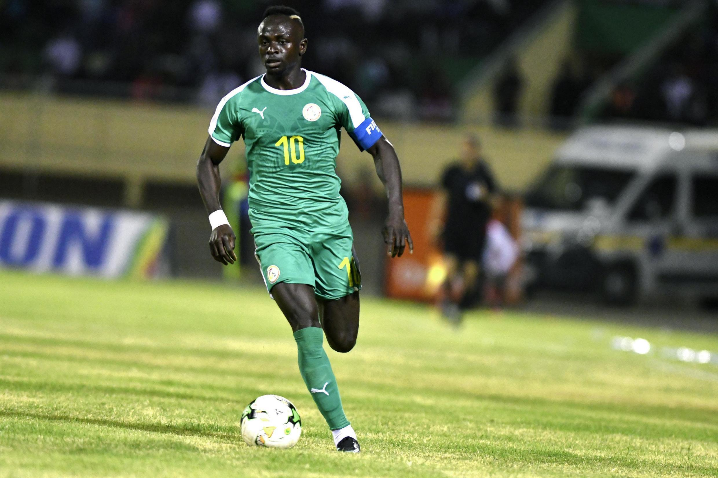 Sadio Mané will miss Senegal's opening game at the 2019 Africa Cup of Nations due to suspension.