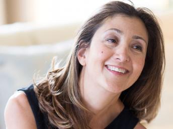 La autora Ingrid Betancourt