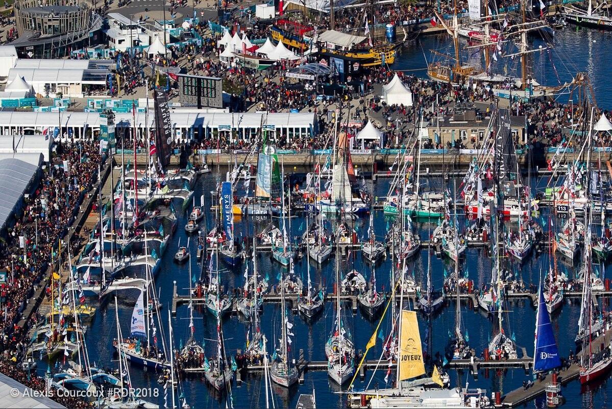 Впервые яхтсмены-одиночки преодолели «Ромовый путь» в 1978 году. С тех пор гонка проводится каждые четыре года и неизменно привлекает внимание большого количества любителей парусного спорта и простых зрителей