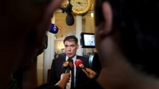 Оливье Фор — вероятный претендент на пост первого секретаря Соцпартии Франции