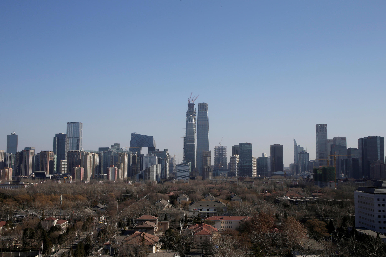 中国把空气中非常有害健康的污染微粒浓度平均降低了32%