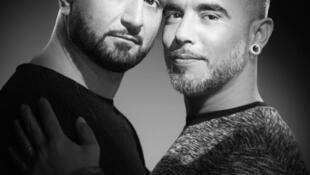 Carlos Sereno e Luís Filipe Neto, fundadores da eNeNe-Novos Navegadores