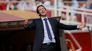 Former Sevilla and PSG coach Unai Emery.