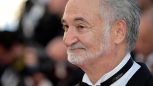 Jacques Attali à Cannes, le 15 mai 2014.