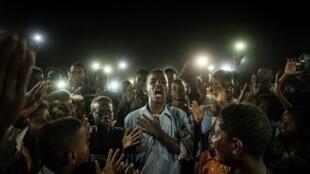 Pour le jury du World Press Photo, cette image prise au Soudan en juin 2019 par Yasuyoshi Chiba symbolise «l'espoir».