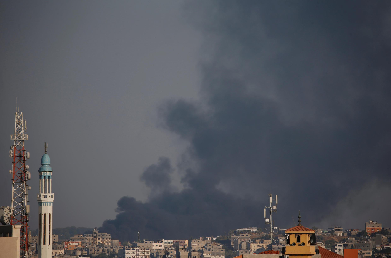 Musayar wuta tsakanin Isra'ila da mayaka a yankin Gaza na Palasdinu