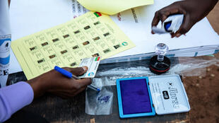 Election - Burkina Faso - Présidentielle - vote