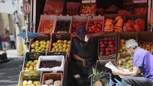 L'embargo sur les produits agricoles pèse sur le consommateur russe.