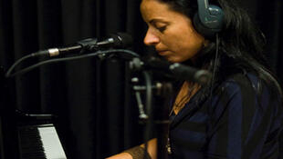 Karen Malka au studio 136