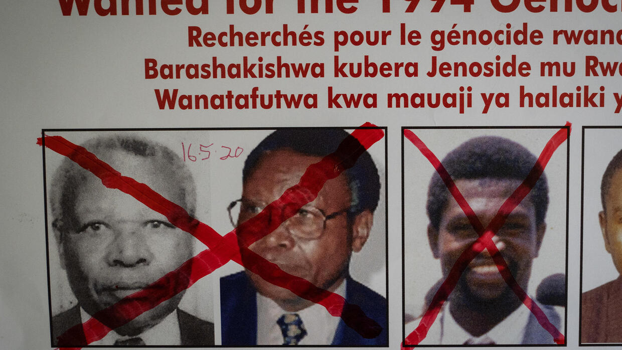 Rwandan Genocide: The 25-year search for Félicien Kabuga