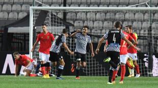 PAOK - Benfica - Liga dos Campeões - Futebol - Desporto - SL Benfica - Jorge Jesus