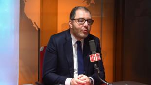 Rachid Temal sur RFI le 31 mai 2018.