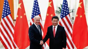 Biden Xi Jinping