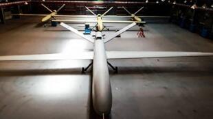 Le nouveau drone iranien nommé «Gaza»