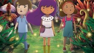 El Libro de Lila se estrenó en Colombia en septiembre y ahora llega a Francia.