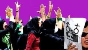 روز جهانی زن و قوانین تبعیضآمیز ایران