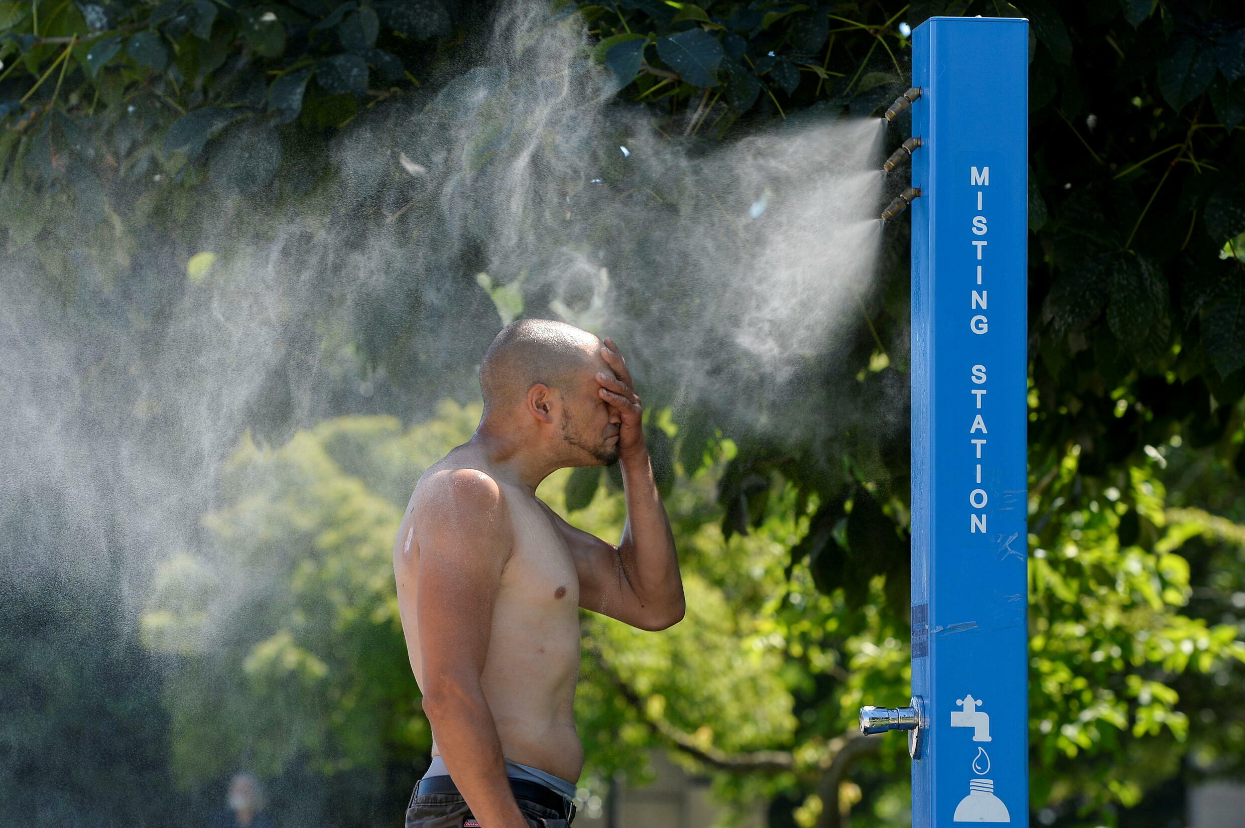 Canicule Canada Vancouver