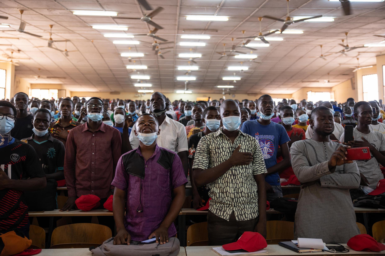 Enregistrement du débat africain par Alain Foka sur la Réconciliation nationale au Burkina Faso