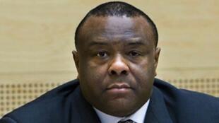 Kiongozi wa chama cha MLC nchini DRC Jean Pierre Bemba
