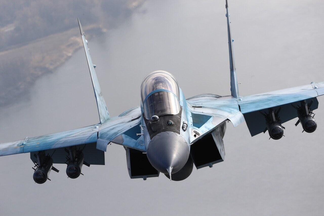 Истребитель «МиГ-35»