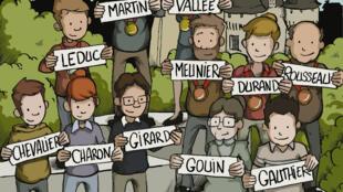 法國人口最多的姓排列