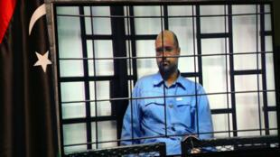 Kotun ICC na tuhumar Saïf al-Islam Ghaddafi da aikata laifukan yaki