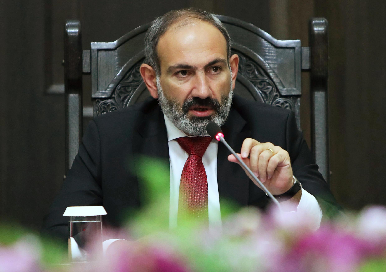 Премьер-министр Армении Никол Пашинян объявил об отставке во вторник, 16 октября.