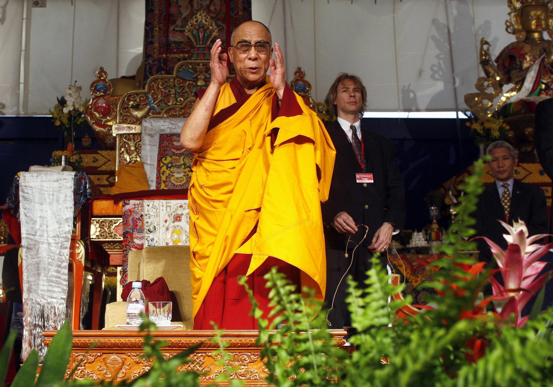 達賴喇嘛在多倫多文化中心儀式上發表講演  23/10/2010