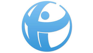Logo Transparency international.