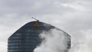 Le siège du groupe Accor à Paris le 8 janvier 2021.
