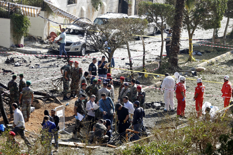 Ao menos 23 pessoas morreram e quase 150 ficaram feridas em dois atentados nesta terça-feira, 19 de novembro, diante da embaixada iraniana na capital do Líbano.
