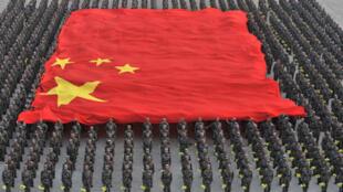 Diễu binh kỷ  niêm 60 năm thành lập nước Cộng hòa Nhân dân Trung Hoa 1/10/2009.